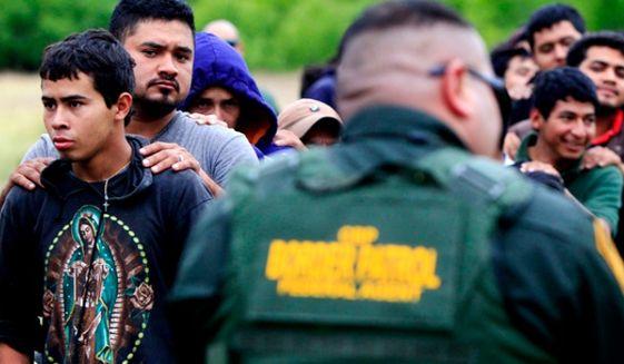 border patrol amnesty