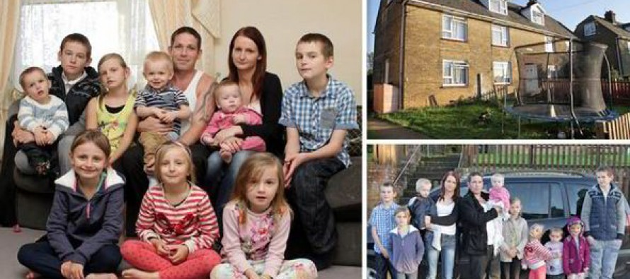 Mother of 11 Makes Shocking Announcement About Welfare Benefits