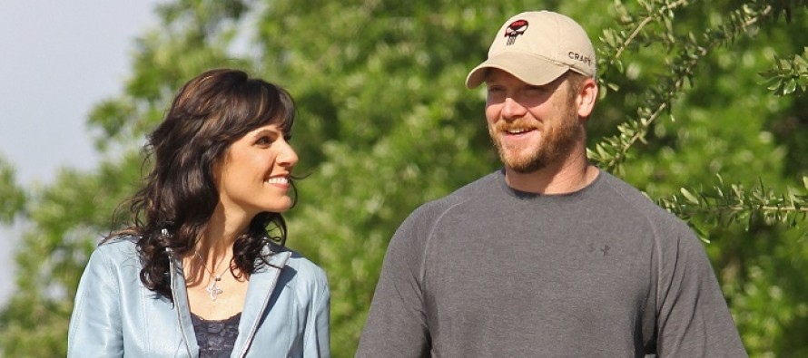 Taya Kyle on Her Late Husband Chris Kyle: 'I Was Madly in Love With Him and I Still Am' (VIDEO)