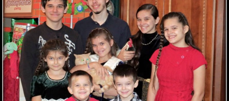 CHILLING: Government Agency, DHS, Takes Seven Children from Christian Family; The Reason Why is Shocking