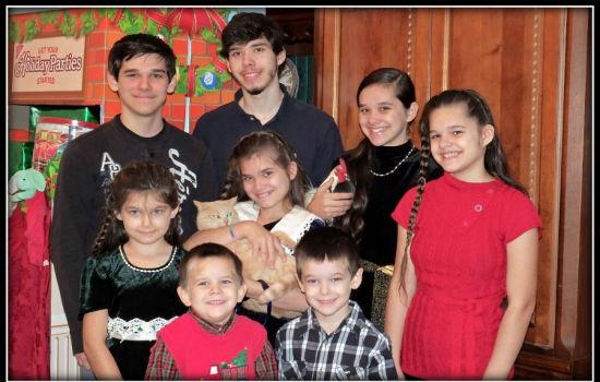 christian family harris