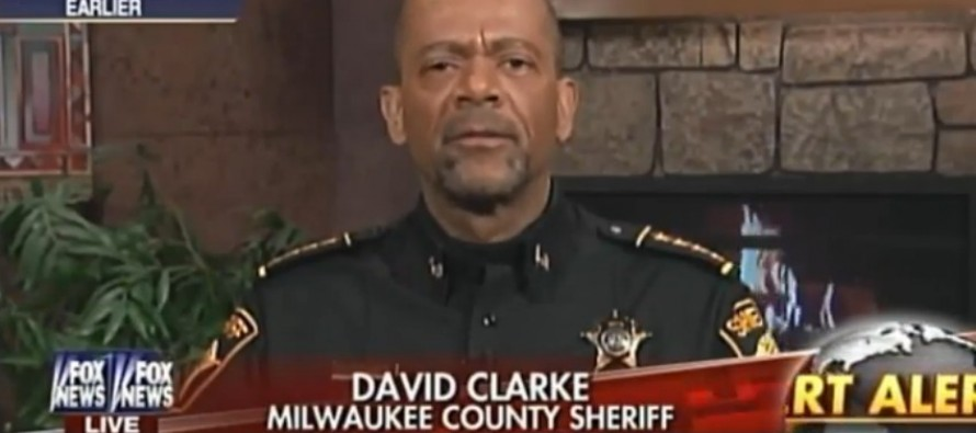 Watch Milwaukee Sheriff DESTROY Race-Baiters and Defend Officer Darren Wilson