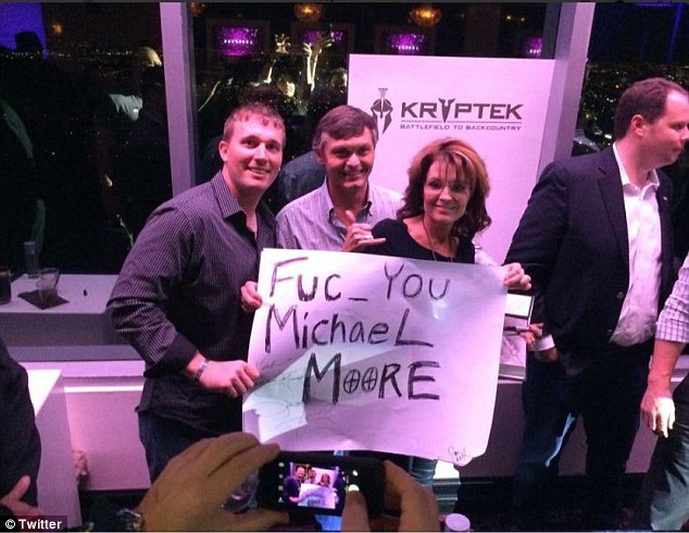 f you Michael Moore