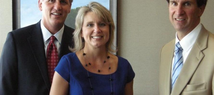Is Member of Republican Leadership Kevin McCarthy Having An Affair With Rep. Renee Ellmers?