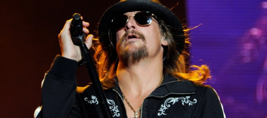Kid Rock RIPS INTO Michael Moore for his comments about Chris Kyle