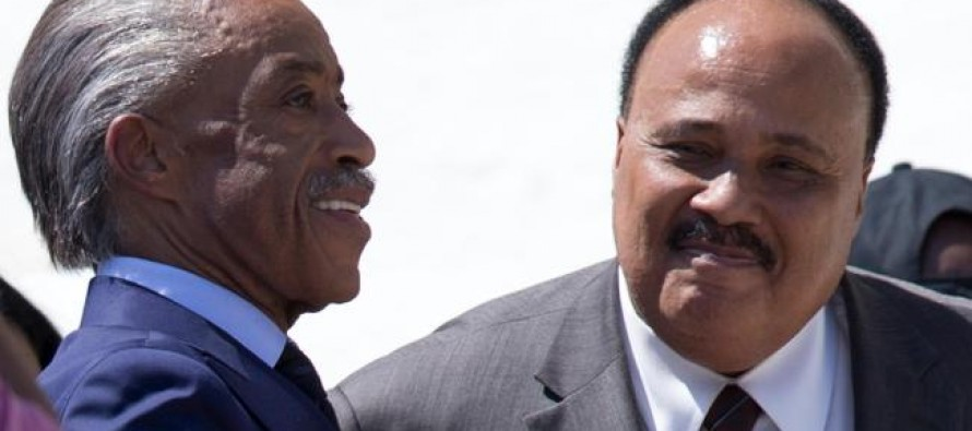VIDEO: Son of Martin Luther King, Jr Obliterates the Race Rioters and Al Sharpton