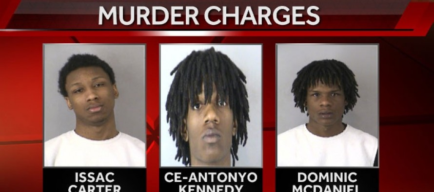 8th Grade Girl MURDERED By People She Met on Facebook, 3 Men Charged
