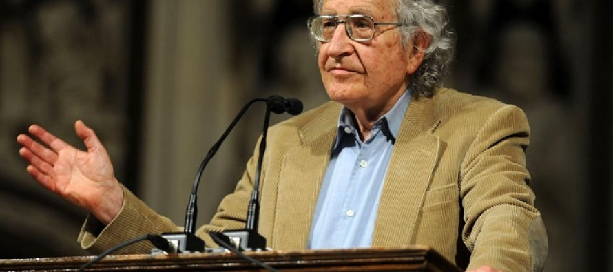 What Noam Chomsky Said About 'American Sniper' Is Chilling — He Attacks Our Military