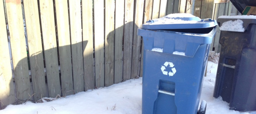 VIDEO: Mom Says That Toddler Tossed in Winnipeg Recycling Bin was Abandoned by Her Uncle