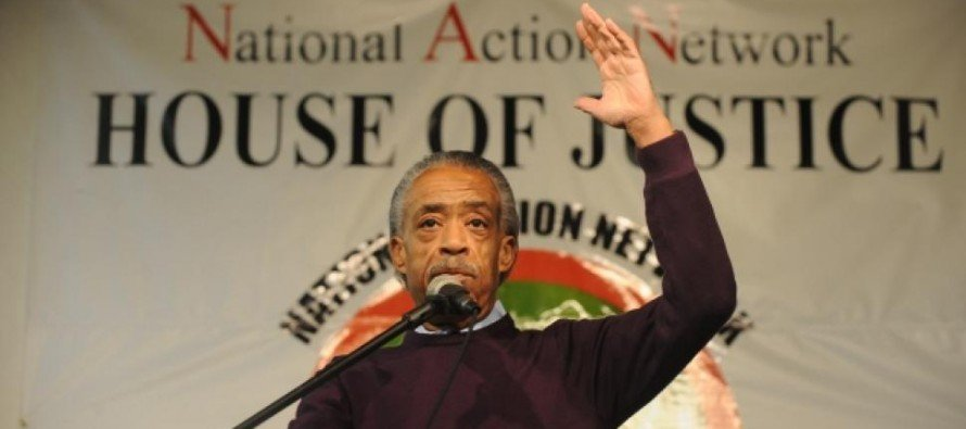 Sharpton gets paid off so he won't call your corporation racist