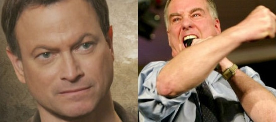 Gary Sinise SLAMS Liberal Howard Dean for Insulting Chris Kyle