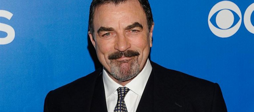 VIDEO: Tom Selleck Just Said What Cop Haters Need to Hear; Way to Stand Up for the NYPD!