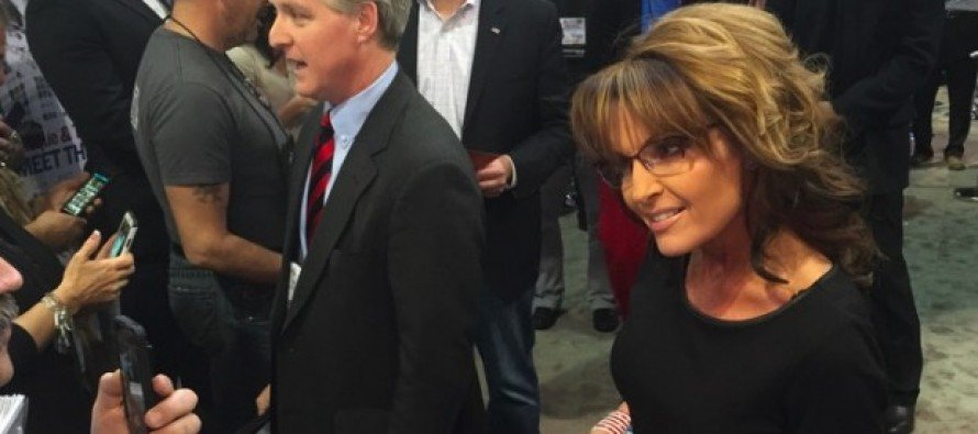 """""""It's Not Just the New England Patriots Who Are Dealing With Deflated Balls"""" – Sarah Palin SLAMS New GOP"""