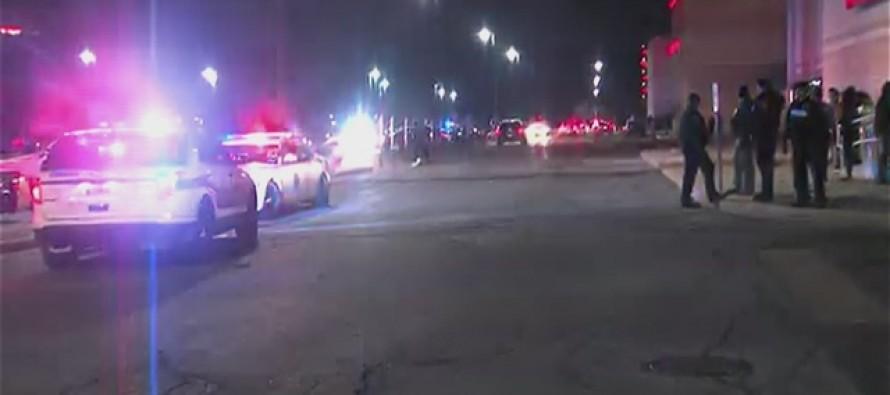 Ten police departments respond to massive brawl at Ohio movie theater [VIDEO]