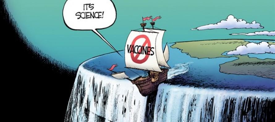 Diseased Thinking (Cartoon)