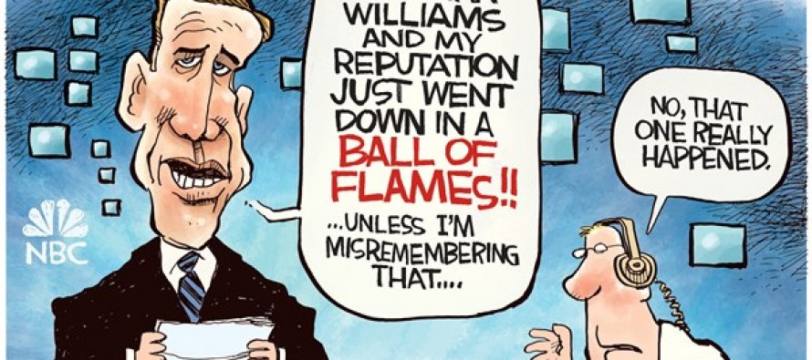Brian Williams (Cartoon)