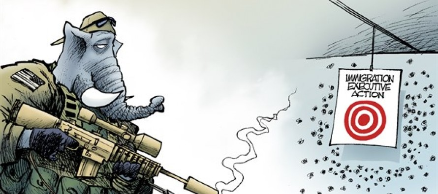 GOP Sniper (Cartoon)