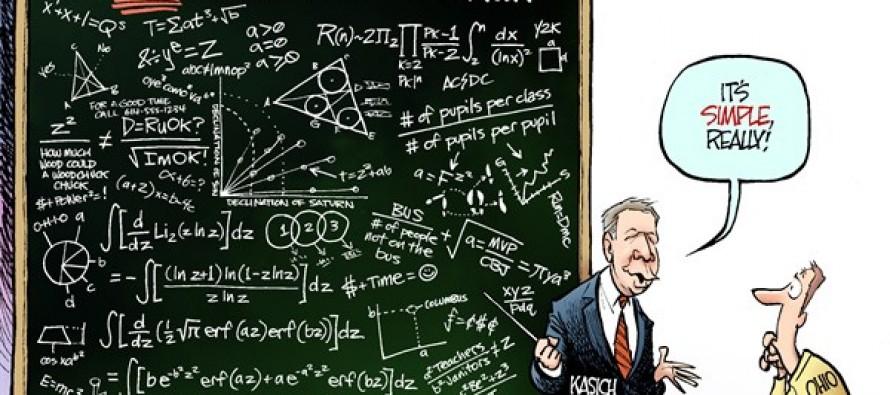 LOCAL OH – School Funding (Cartoon)