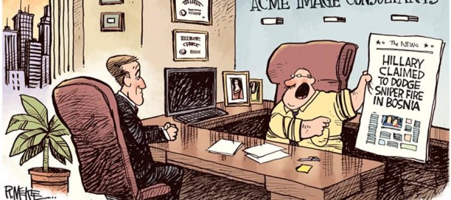 Brian Williams Image (Cartoon)