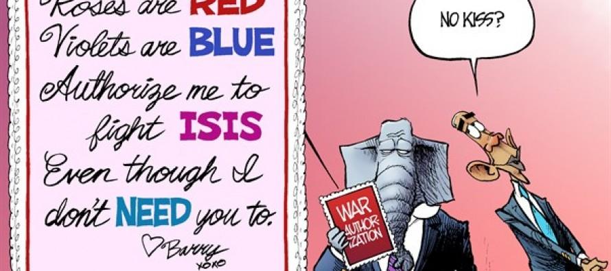 Love and War (Cartoon)