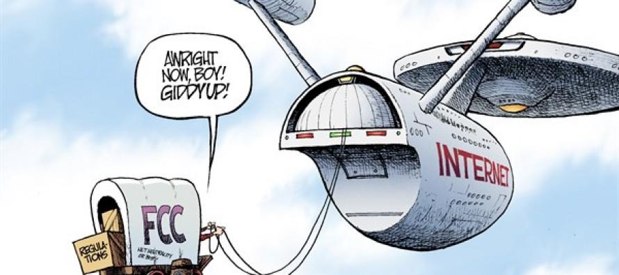 Regulating the Internet (Cartoon)