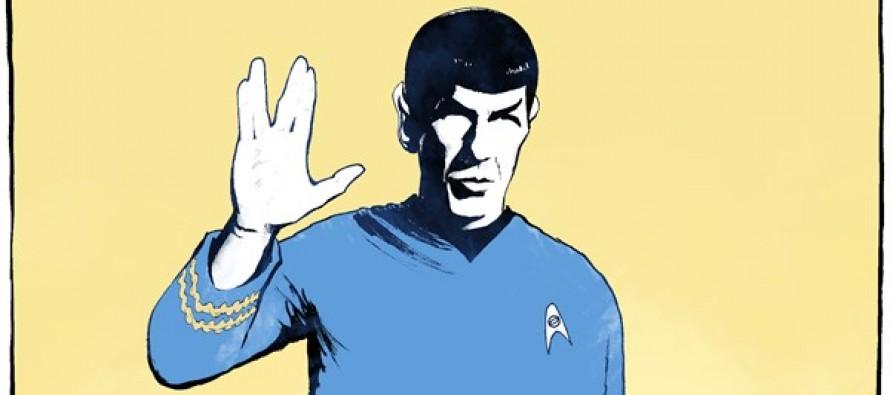 Live Long and Prosper (Cartoon)