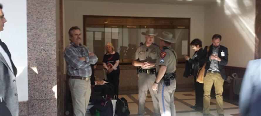 VIDEO: Anti Gun Group's Bodyguard Allegedly Assaults Open Carry Advocate