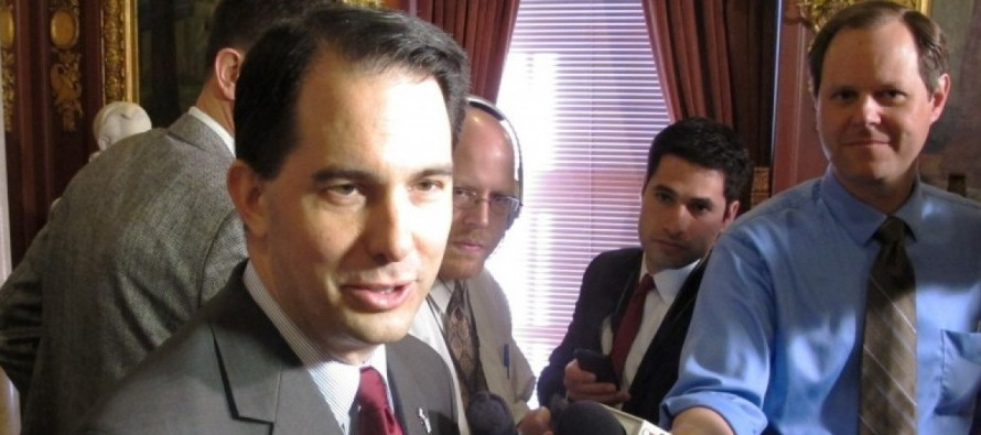 Misinformed and Very Confused Reporter Tries To Mock Scott Walker's Faith, Fails Miserably