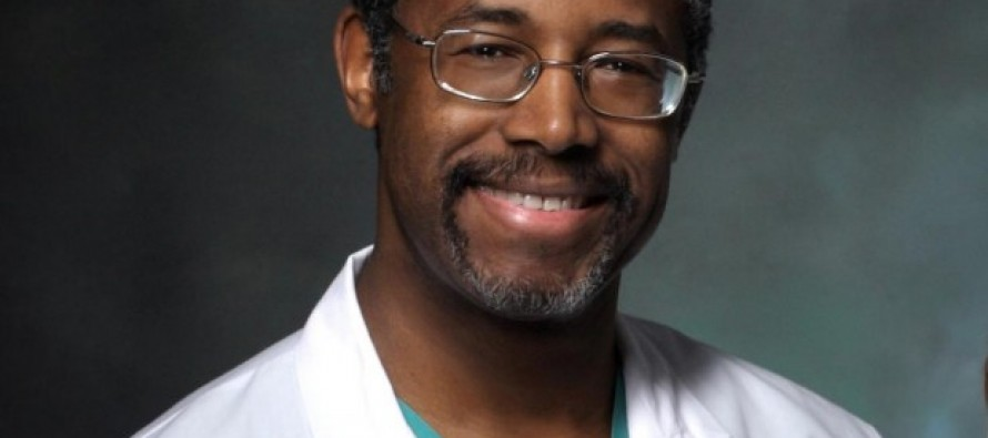 Ben Carson Just Did Something That Makes a Presidential Run Appear Imminent