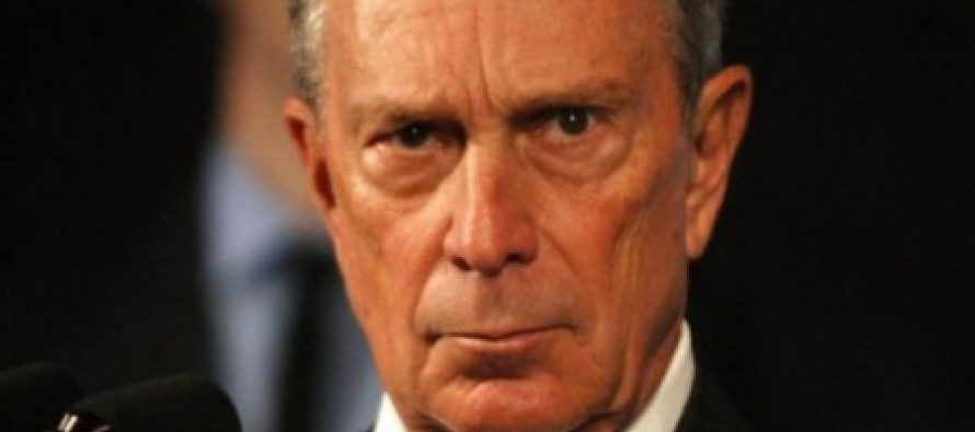 [AUDIO] Media Is Silent On Bloomberg's Rant Against Minorities Owning Guns