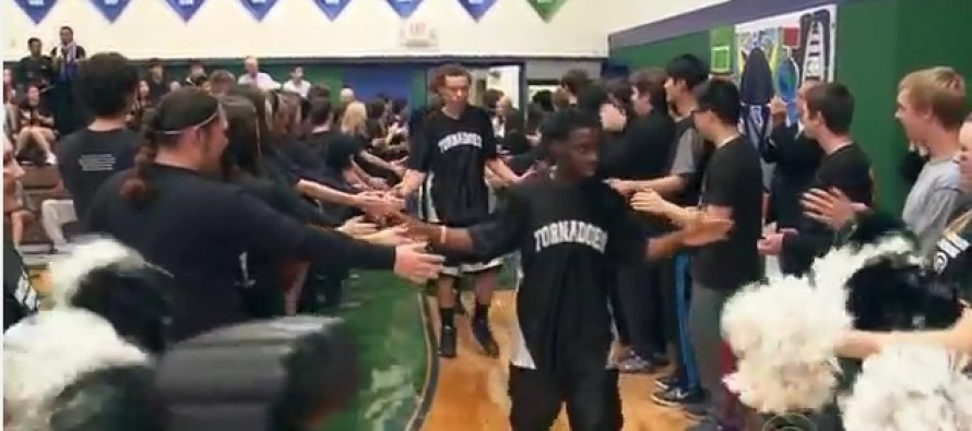 Juvenile Corrections Facility Basketball Team Gets Astonishing Surprise From Private School [VIDEO]