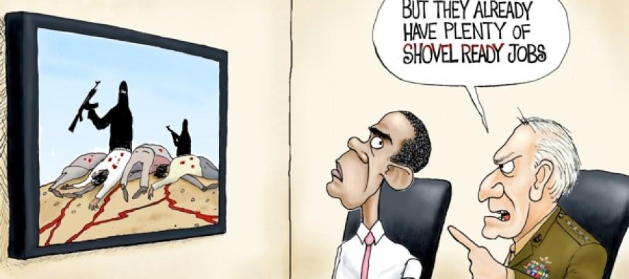 Jobless Violence (Cartoon)