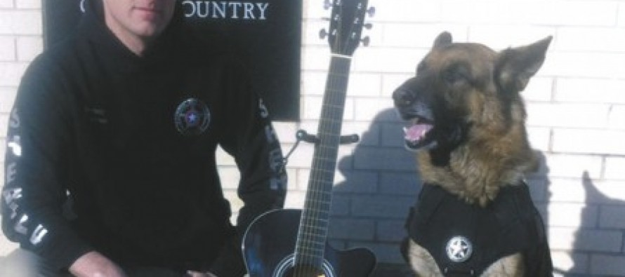 Carrie Underwood Saves the Day When She Hears That an Officers K9 is in Trouble