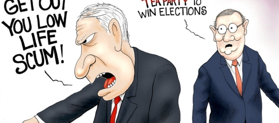 Raisin' McCain (Cartoon)