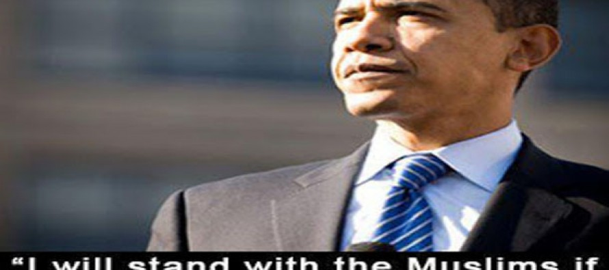 Did the Muslim Leaders Obama Met with Have Something to Do with His Anti-Christian Sentiments?