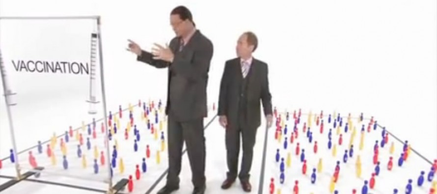 Watch 2 Magicians Destroy the Anti-vaccine Movement in 90 Seconds