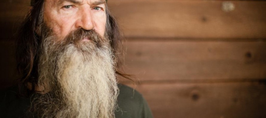 Phil Robertson Brings the House Down at CPAC With Just One Quote