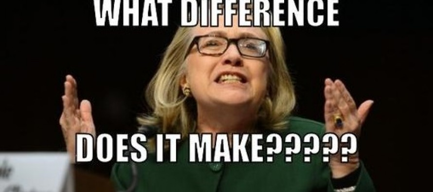 Judicial Watch Receives Documents Proving Hillary Clinton Aides Knew About Benghazi Attack