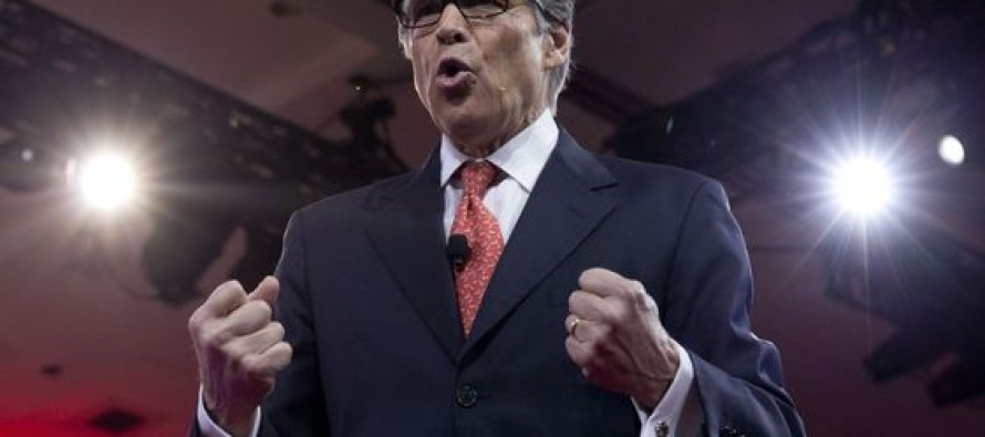 Rick Perry Boldly Lays it Out for Obama in CPAC Speech: Border Security IS National Security