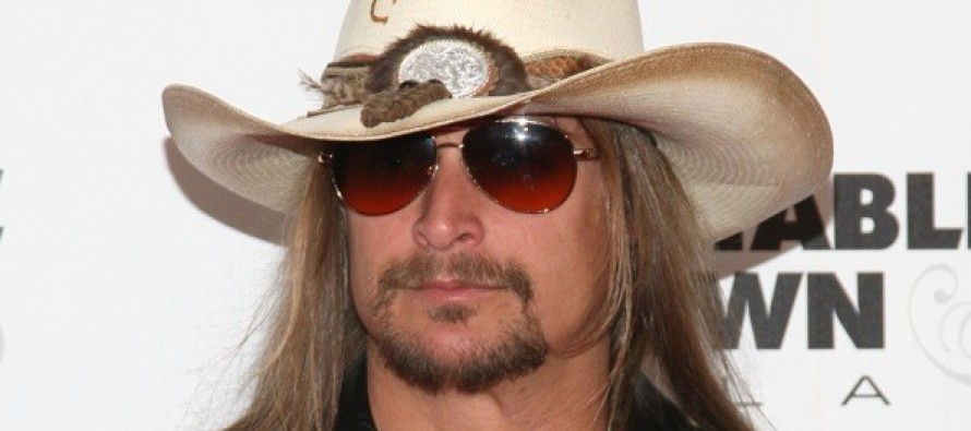 When 'Rolling Stone' Asks Kid Rock for His Political Views, He Doesn't Hold Back