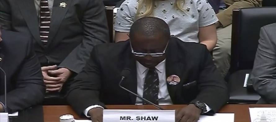 Watch This Father's Devastating Testimony on Illegal Immigration: 'Do Black Lives Really Matter?'