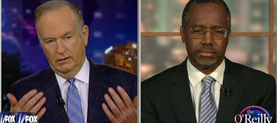 """WATCH: Ben Carson Says Political Correctness is """"Destroying Our Nation"""""""