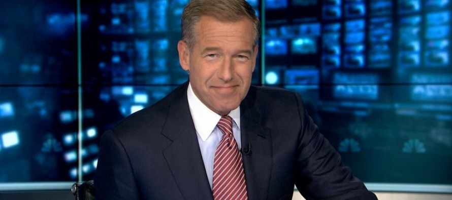 [VIDEOS] NBC's Brian Williams Forced To Apologize, Admit He Wasn't Shot Down in Iraq