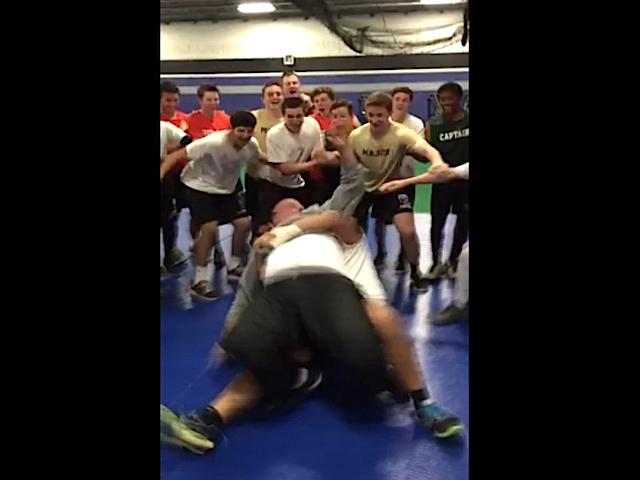 coach vs student