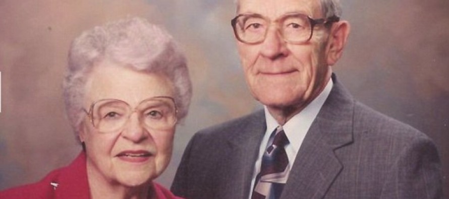 REVEALED: America's longest married couple after 81 years tell their secret to a 'wonderful life' together. You may be surprised