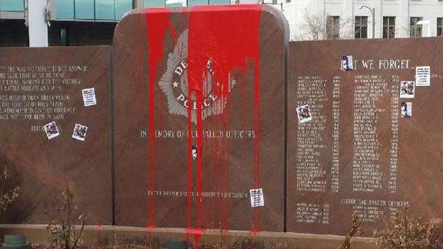 denver police memorial