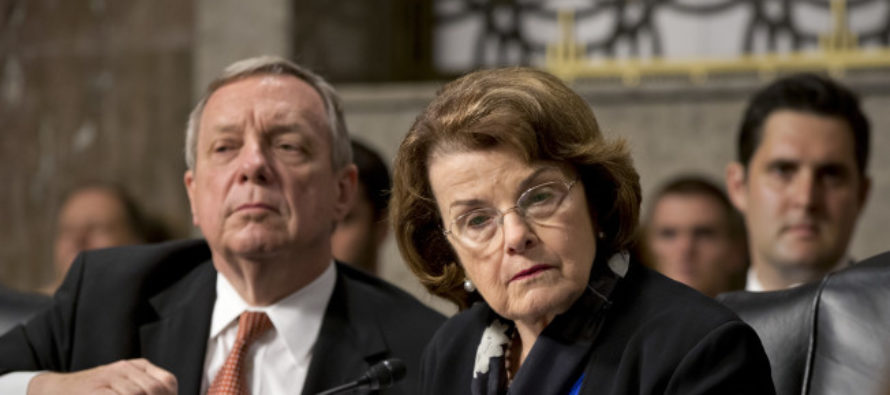 HA! State of California Just Delivered Some BAD NEWS to Dianne Feinstein