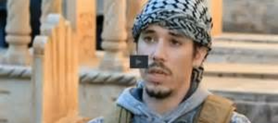 Army Vet Who Joined Up to Combat ISIS Has a Challenge