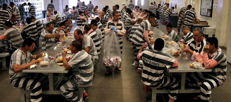 Imprisoned Illegal Aliens Seize Part Of a Texas Prison