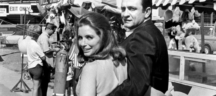 Johnny Cash's Love Letter to June Carter is Voted the All-Time Best